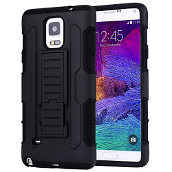 Coque Samsung Galaxy Note 4 Protection Survivor - Gel / Silicone