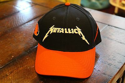 Metallica Hat Soldier Field Chicago 6-18-17 (Chicago Bears) Limited Edition! Wow