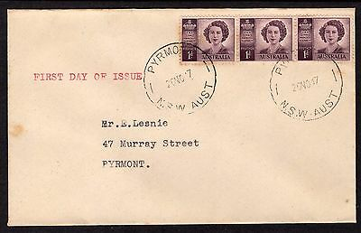 Pre Decimal, FDC, 1947 Marriage of Princess Elizabeth,SG137,C&S,#392