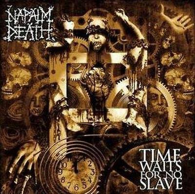 Napalm Death - Time Waits For No Slave CD #48910