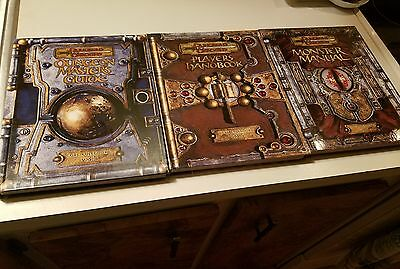Dungeons & Dragons 3.5 Players Handbook Dungeon Master Monster Manual Hardcover