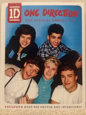 1D - One Direction, The Official Annual 2013