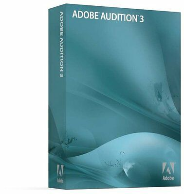 Adobe Audition 3.0 Full Version for Windows - Permanent License