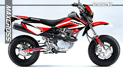 YAMAHA WR250R WR250X ALL YEARS MAXCROSS GRAPHICS KIT DECALS STICKERS FULL KIT-3