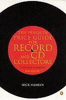 Penguin Price Guide For Record And Cd Collectors 3rd Edition