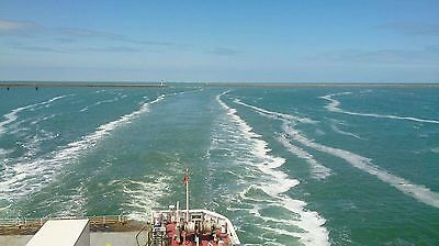 Ferry Ticket Dover - Calais or Dover - Dunkirk - Car and up to 9 people