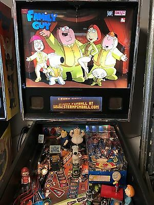 Family Guy Pinball Machine Pinballking