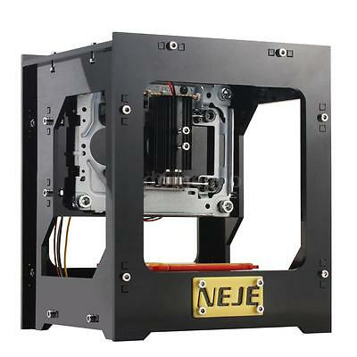 NEJE DK-8-KZ 1000mW Mini Automatic Laser Engraving Machine Engraver Carver DIY