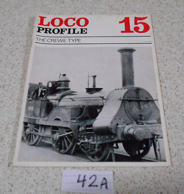 Loco Profile The Crewe Type By Brian Reed  Number 15 Magazine