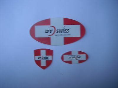 DT Swiss Bicycle Bike Decals Stickers Original Free Shipping Worldwide!!