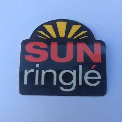 Sun Ringle Sunringle Bicycle Bike Decal Sticker Original Free Shipping Worldwide