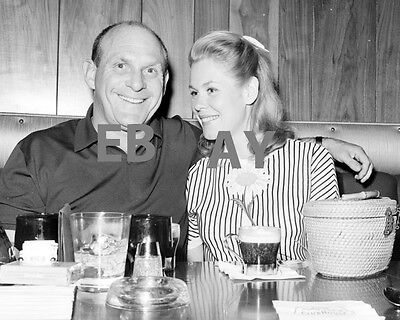 RARE ELIZABETH MONTGOMERY William Asher Photo Director BEWITCHED