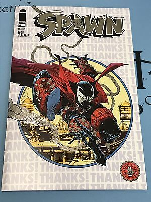 Spawn Thank You - Retailer Appreciation Variant Silver Foil Image 25th