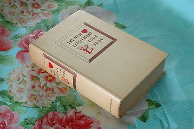 Cookbook Vintage The New Settlement Cook Book Revised Enlarged 676 Pages Recipes