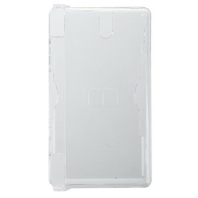 Crystal Clear Hard Protective Armour Shell Case Cover for Nintendo DS Lite K4R4