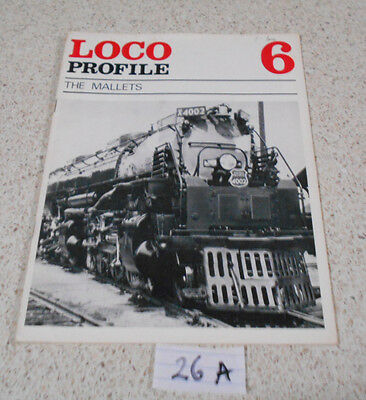 Loco Profile The Mallets By Brian Reed  Number 6 Magazine