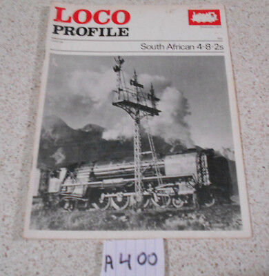 Loco Profile South African 4-8-2S By Brian Reed   Magazine