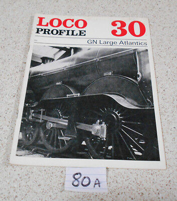Loco Profile Gn Large Atlantics By Ron Scott Number 30  Magazine