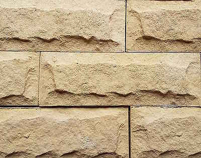 Cotswold Stone Cladding - Architectural Dry cast stone effect wall cladding