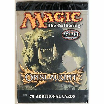 Magic the Gathering MTG - Onslaught Tournament Deck Pack New & Sealed