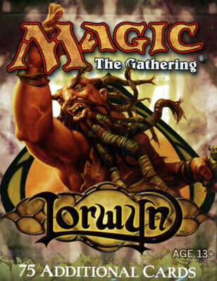 Magic the Gathering MTG - Lorwyn Tournament Deck Pack New & Sealed