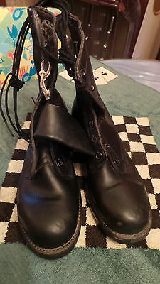 Deadstock Bottes Para Indochine Neuve T41 Made In Usa