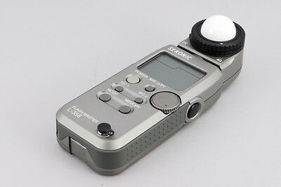 [Excellent+++++] SEKONIC FLASH MASTER L-358 From Japan #00060