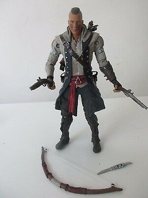 """McFarlane Toys 6"""" Assassins Creed Series 2 CONNOR WITH MOHAWK ACTION FIGURE"""