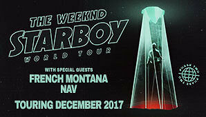 The Weeknd | Sydney 2Nd Dec | 4 * A Reserve | Section 2 | $340 Each