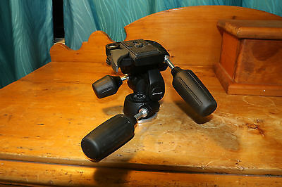 Tripod Head Manfrotto 804RC2