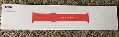 Apple Watch Sport Band 38mm (Pink) *In Box*