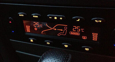 Rover 75 / ZT Climate Control ATC Upgrade Kit - MG7 / Roewe 750