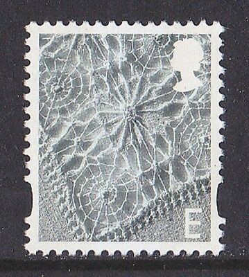 GB. QEII: 2003-13. SG NI96 'E' Linen Pattern. MNH. As photo.