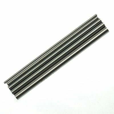 Various Sizes Bright HSS Stainless Steel Round Solid Metal Bar Rod Dia. 1-5mm
