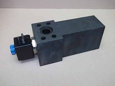 Rexroth STD0181, FA-3572, OD15052-13AS000, R901104395 Hydraulische Ventilblock