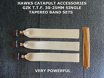 Hawks GZK  T.T.F. 30-25mm Single Band Set 1.0mm thick