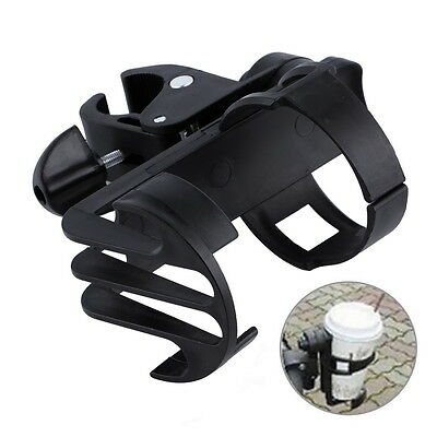 New Baby Stroller Parent Console Organizer Cup Holder Buggy Jogger Universal FT