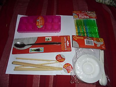 Small Lot of Assorted kitchen items.