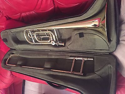 a stradivarius model 42 trombone