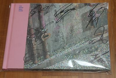 BTS Signed PROMO CD You Never Walk Alone Album Right Spring Day (No.10)