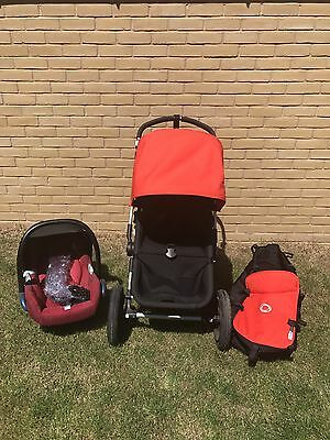bugaboo cameleon 3 Include Baby Car Seat