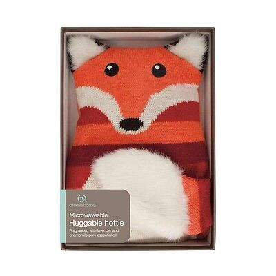 Aroma Home Knitted Fox Hottie NEW