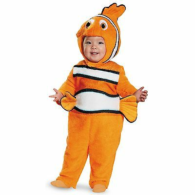 Finding Nemo Infant Baby Costume 6+ Months