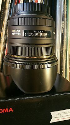 Sigma 50mm F1.4 EX DG for Canon Full Frame and ASP-C