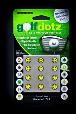 Golfdotz Be Happy