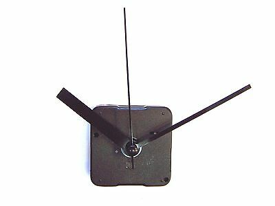 "6168 Quartz Clock Motor & Hands push on style  - For dials up to 1/8"" thick"