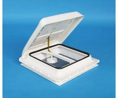 Fiamma Vent 40x40 White - Caravan Roof Light
