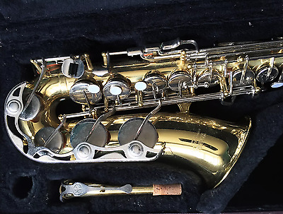 Yamaha YAS-23 Alto Sax Excellent Condition Made in Japan YAS 23 with Orig Case