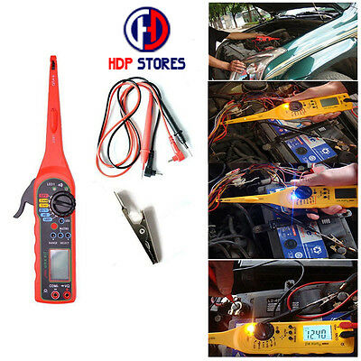 Automotive Electrical Auto Circuit Tester Multimeter Lamp 3 in 1 Car Repair Tool