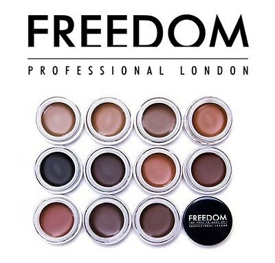 Freedom MakeUp Brow Pomade HD Eyebrow Liner Brow Gel ALL SHADES 100%Original !!!